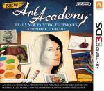 hra pre Nintendo 3DS New Art Academy