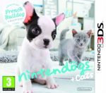 hra pre Nintendo 3DS Nintendogs + Cats - French Bulldog & New Friends (Select)