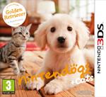 hra pre Nintendo 3DS Nintendogs + Cats - Golden Retriever & New Friends (Select)