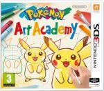 hra pre Nintendo 3DS Pokémon Art Academy