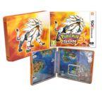 hra pre Nintendo 3DS Pokémon Sun (Steelbook Edition)