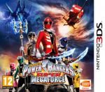 hra pre Nintendo 3DS Power Rangers Super Megaforce