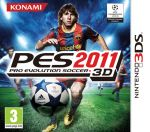hra pre Nintendo 3DS Pro Evolution Soccer 2011
