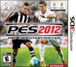 hra pre Nintendo 3DS Pro Evolution Soccer 2012