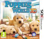 hra pre Nintendo 3DS Puppies World 3D