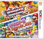 hra pre Nintendo 3DS Puzzle & Dragons Z + Puzzle & Dragons SMB