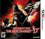 hra pre Nintendo 3DS Resident Evil: The Mercenaries 3D