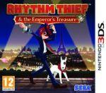 hra pre Nintendo 3DS Rhythm Thief & The Emperors Treasure