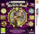 hra pre Nintendo 3DS Professor Layton and the Miracle Mask