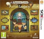 hra pre Nintendo 3DS Professor Layton and the Azran Legacy