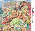 hra pre Nintendo 3DS Rune Factory 4