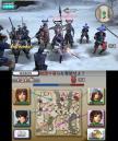 Samurai Warriors Chronicles 3DS 2