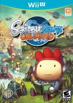 Hra pre Nintendo WiiU Scribblenauts Unlimited