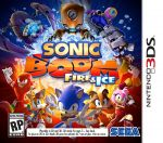 hra pre Nintendo 3DS Sonic Boom: Fire & Ice