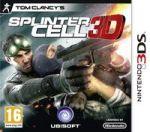 hra pre Nintendo 3DS Tom Clancys Splinter Cell 3D