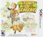 hra pre Nintendo 3DS Story of Seasons