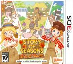 hra pro Nintendo 3DS Story of Seasons: Trio of Towns