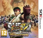 hra pre Nintendo 3DS Super Street Fighter IV (3D Edition)