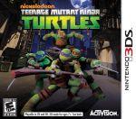 hra pre Nintendo 3DS Teenage Mutant Ninja Turtles