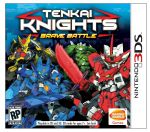 hra pre Nintendo 3DS Tenkai Knights: Brave Battle