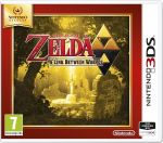 The Legend of Zelda: A Link Between Worlds (Select) (3DS)