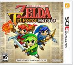 hra pre Nintendo 3DS The Legend of Zelda: TriForce Heroes