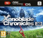 hra pre Nintendo 3DS Xenoblade Chronicles 3D