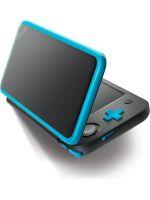příslušenství pro Nintendo 3DS Konzole New Nintendo 2DS XL (černo-tyrkysová)