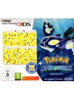 príslušenstvo pre Nintendo 3DS Konzola New Nintendo 3DS (biela) + Pokemon Alpha Sapphire + Pikachu Faceplate