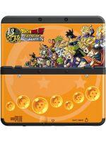 příslušenství pro Nintendo 3DS Konzole New Nintendo 3DS (černá) + Dragonball Z + Yo-Kai Watch