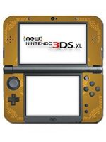 príslušenstvo pre Nintendo 3DS Konzola New Nintendo 3DS (Hyrule Gold Edition)