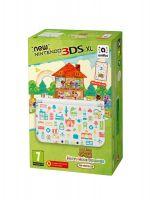 príslušenstvo pre Nintendo 3DS Konzola New Nintendo 3DS XL + Animal Crossing HHD + 1 Amiibo kartička