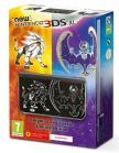 Konzola New Nintendo 3DS XL (Solgaleo and Lunala Limited Edition)