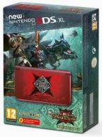 príslušenstvo pre Nintendo 3DS Konzola New Nintendo 3DS XL + Monster Hunter Generations