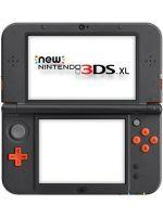 příslušenství pro Nintendo 3DS Konzole New Nintendo 3DS XL (oranžová)