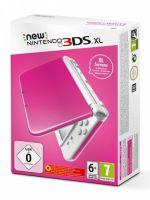 příslušenství pro Nintendo 3DS Konzole New Nintendo 3DS XL (rúžová)