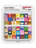 príslušenstvo pre Nintendo 3DS Kryt pre New Nintendo 3DS (Animal Crossing HHD)