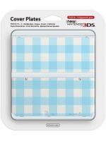 příslušenství pro Nintendo 3DS Kryt pro New Nintendo 3DS (Blue Mix)