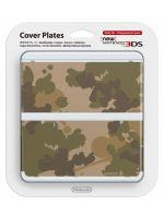 príslušenstvo pre Nintendo 3DS Kryt pre New Nintendo 3DS (Camouflage)