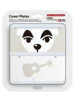 príslušenstvo pre Nintendo 3DS Kryt pre New Nintendo 3DS (Dog)