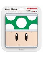 príslušenstvo pre Nintendo 3DS Kryt pro New Nintendo 3DS (Toad Green)