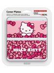 Kryt pro New Nintendo 3DS (Hello Kitty)