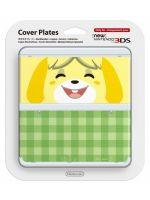 príslušenstvo pre Nintendo 3DS Kryt pre New Nintendo 3DS (Isabelle)