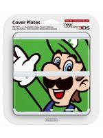 príslušenstvo pre Nintendo 3DS Kryt pre New Nintendo 3DS (Luigi)