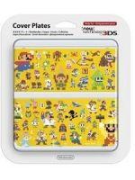 příslušenství pro Nintendo 3DS Kryt pro New Nintendo 3DS (Multiplayer Characters)