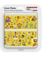 príslušenstvo pre Nintendo 3DS Kryt pro New Nintendo 3DS (Multiplayer Characters)