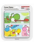 Kryt pro New Nintendo 3DS (multicolor Yoshi)