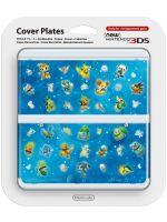 príslušenstvo pre Nintendo 3DS Kryt pre New Nintendo 3DS (Pokemon Mystery Dungeon)
