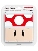příslušenství pro Nintendo 3DS Kryt pro New Nintendo 3DS (Toad Red)