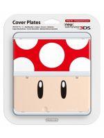 pr�slu�enstvo pre Nintendo 3DS Kryt pro New Nintendo 3DS (Toad Red)